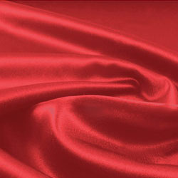 red-satin